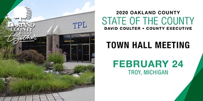 State of the County Town Hall Meeting