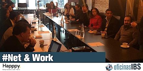 """Networking y Workshop en Oficinas IBS - """"Masterclass: Emprende a ser feliz"""" Nueva Fecha! entradas"""