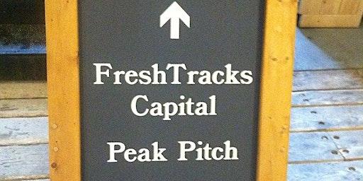 Peak Pitch Vermont 2020 @ Sugarbush