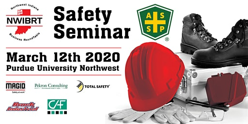 NWIBRT 2020 Spring Safety Seminar: Personal Protective Equipment