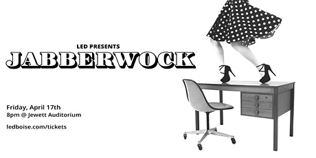 LED Presents Jabberwock tickets