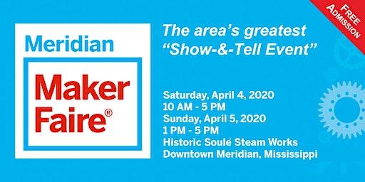 Maker Faire Meridian 2020