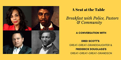 A Seat at the Table - Breakfast with History