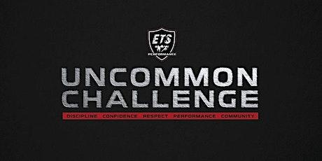 ETS UNCOMMON CHALLENGE tickets