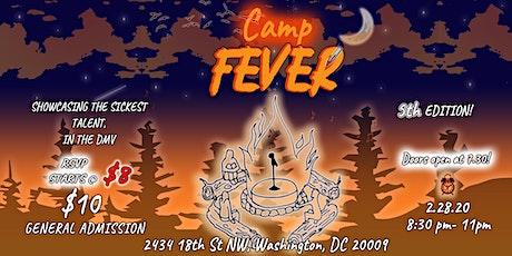 Camp Fever by Watu tickets