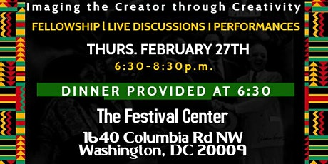 TDC's Black Affinity Presents: Imaging the Creator through Creativity tickets
