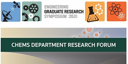 2020 Engineering Graduate Research Symposium and CHEMS Research Forum - MSU