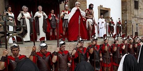Via Crucis de Balmaseda (Viernes Santo) - 2020 entradas
