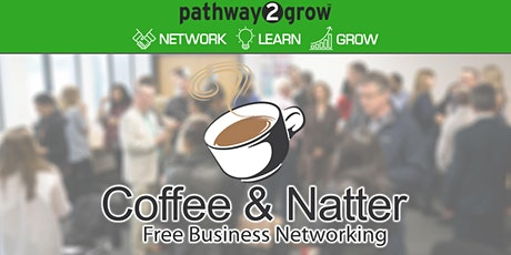 Birmingham Coffee & Natter - Free Business Networking Fri 31st July tickets