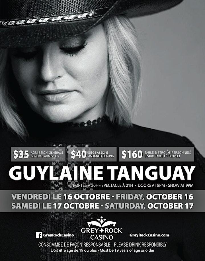 "Guylaine Tanguay ""Thérapie Country"" image"