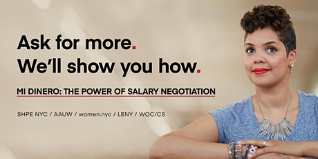 Mi Dinero: The Power of Salary Negotiation  tickets