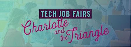 NC TECH Job Fair in the Triangle (April 2020)