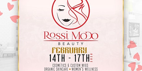 Rossi Modo Beauty Grand Opening tickets