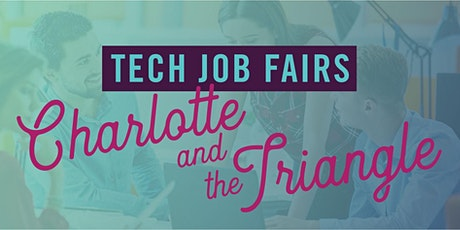 NC TECH Job Fair in the Triangle (October 2020) tickets