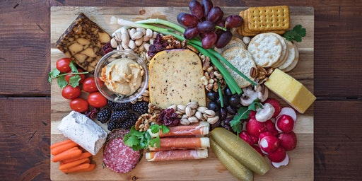 Build Your Own Charcuterie Board