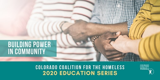 Rescheduled: Advocating to End Homelessness