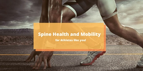 Spine Health and Mobility Seminar tickets