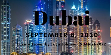 Dashing Dubai tickets