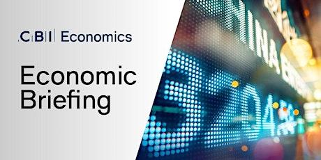 Economic Briefing tickets