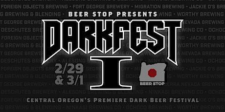 DarkFest I: Dark Beer Festival At Beer Stop tickets