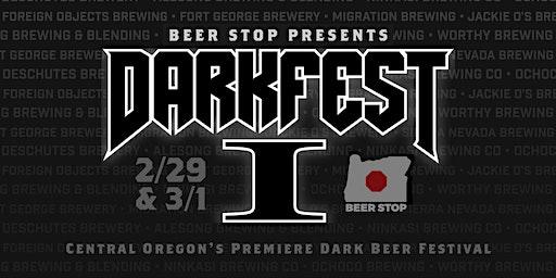 DarkFest I: Dark Beer Festival At Beer Stop