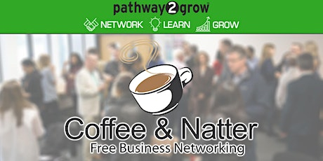 Birmingham Coffee & Natter - Free Business Networking Fri 30th October tickets