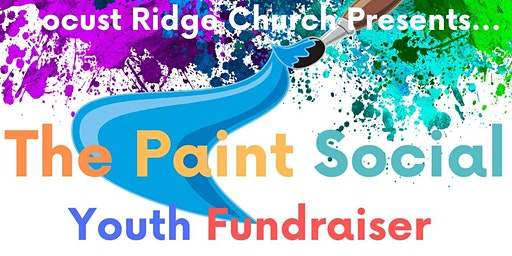 The Paint Social Youth Fundraiser