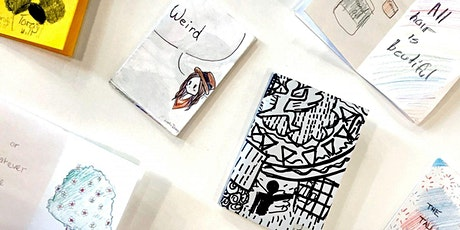 Activating Your Community Stories through Zines tickets