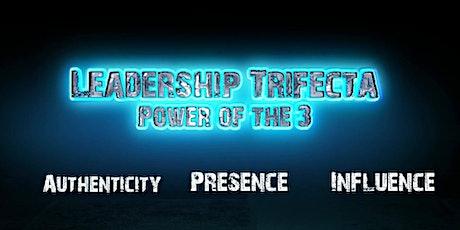 NLP & the Leadership Trifecta tickets