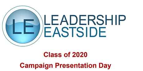 LE '20 Presentation Day tickets
