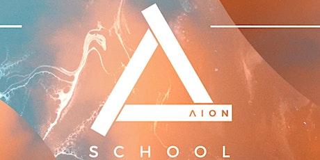 Aion School 2021 ingressos