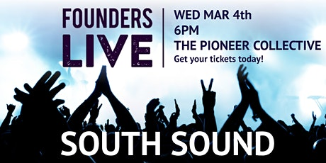 Founders Live South Sound tickets