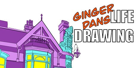 Ginger Dans LIFE DRAWING 2 tickets
