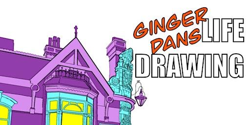 Ginger Dans LIFE DRAWING 2