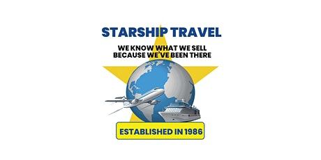 5th Annual Starship Travel Expo tickets