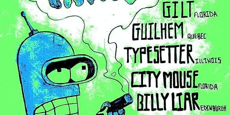 Pre Pouza Party ft Gilt, typesetter, City Mouse and More tickets