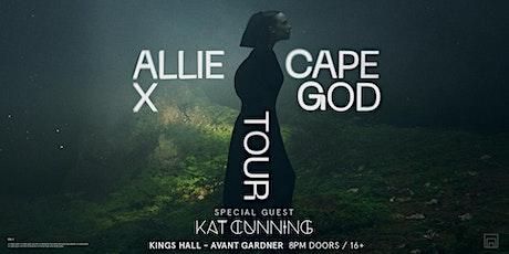 Allie X tickets