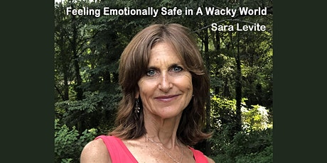Feeling Emotionally Safe In A Wacky World tickets