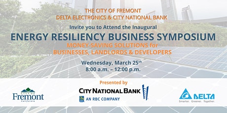 Energy Resiliency Business Symposium tickets