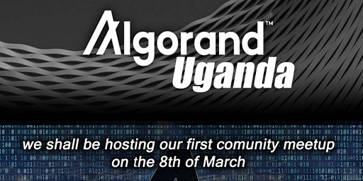 ALGORAND MEETUP KAMPALA UGANDA