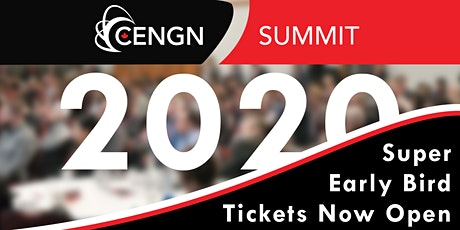CENGN Summit 2020 tickets