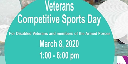 Competitve Sports Day for Disabled Veterans