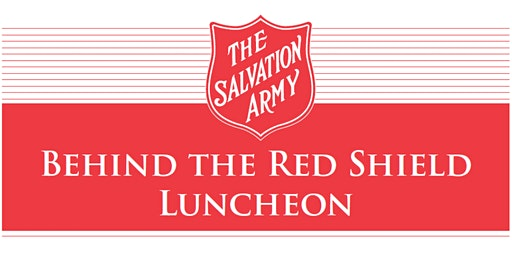 Behind the Red Shield with The Salvation Army