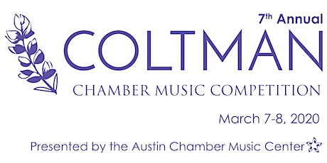 7th Annual Coltman Chamber Music Competition tickets
