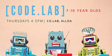 After School Code Lab for 7-10 year olds in Clackmannanshire tickets