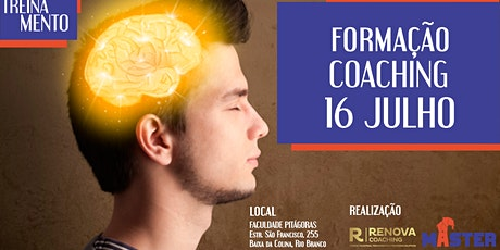 Formação em Coaching - Leadership Coaching bilhetes