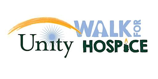 Luminary Walk for Unity Hospice