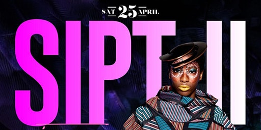 SIPT II:  The Afrobeat Paint and Sip Experience