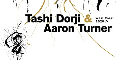 Aaron Turner &  Tashi Dorji with Marshall Trammell