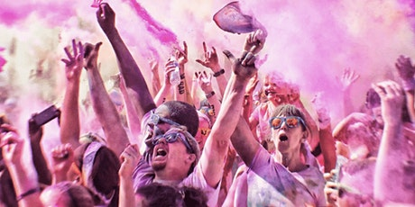 Color Me Rad Toronto Volunteer tickets